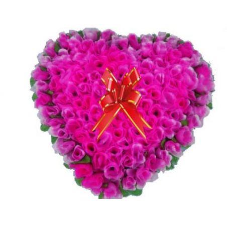 Sweet Heart Arrangement for Valentines Gift