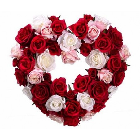 Radiant Rage of Roses Valentine Gifts