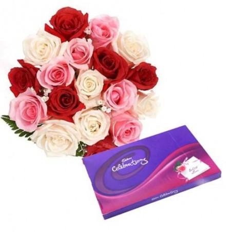 Valentine Rose with Love
