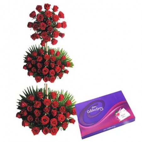 Valentine Love Roses Special One