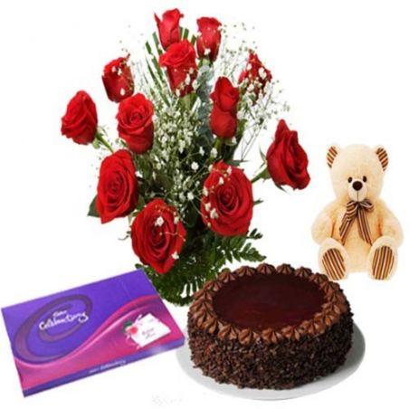 Perfect Valentine Surprised