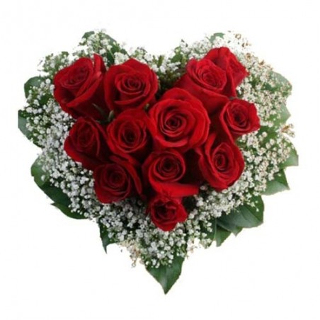 Falling in Love with Red Roses