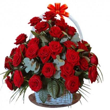 Surpassing Valentine Floral Gift