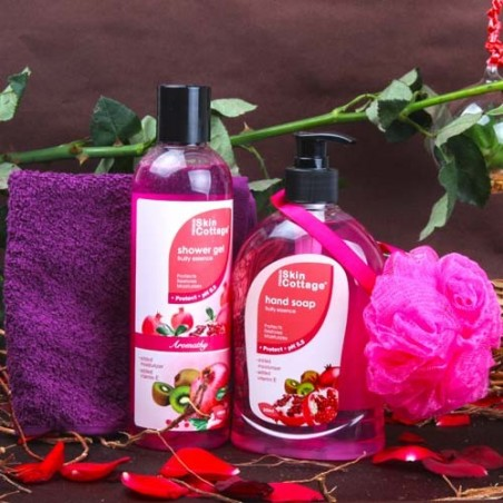 Skin Cottage Fruity Fragrance Body Care Beauty Hamper for Female