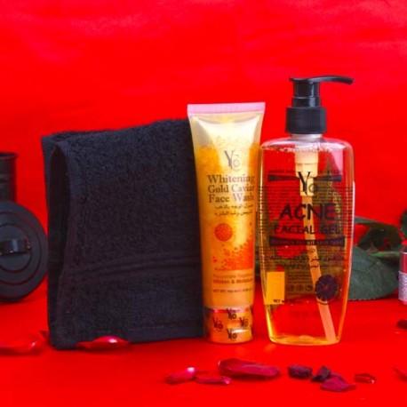 YC Face Care For All Skin Type Beauty Hamper for Female