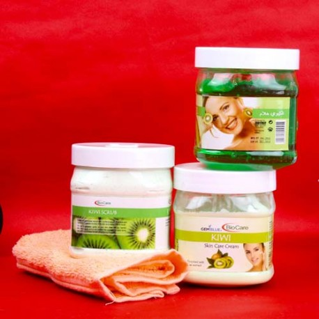 Bio Care Kiwi Extract Skin Care Beauty Hamper for Unisex