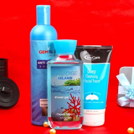 Bio Care Beauty Hamper for Unisex