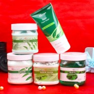 Bio Care Neem Skin Care Beauty Hamper for Unisex