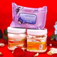 Bio Care Sandal Body Care Beauty Hamper for Unisex