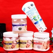 Bio Care Pearl Body Care Beauty Hamper for Unisex