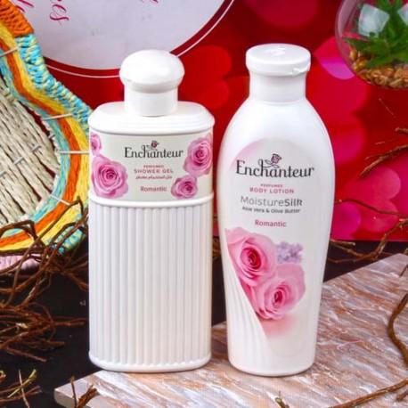 Enchanteur Romantic Perfumed Combo for Her