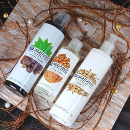 Boots Ingredients Body Care Collection for Her