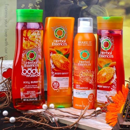 Exclusive Collection of Herbal Essences Products for Women