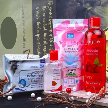 Gift Set Combo for Body Care for Her