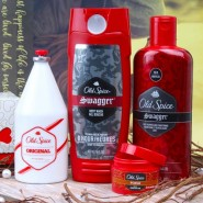 Old Spice Men Grooming Hamper