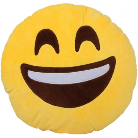 Chunmun Emotion Cushion Soft Pillow - 30 cm  (Yellow)