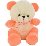 Chunmun Sitting Teddy Bear - 35 cm(Carrot , Orange)