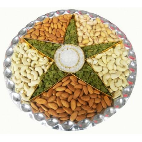 Bikanervala Sitaara Dry fruit platter