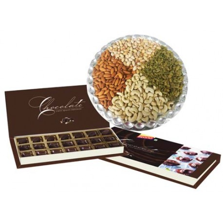 Bikanervala Dry fruit with Chocolates