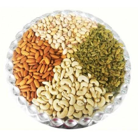 Bikanervala round Dry fruit Platter
