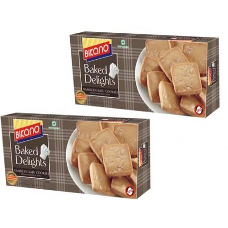 Bikano Namkeen Kaju Cashew Cookie