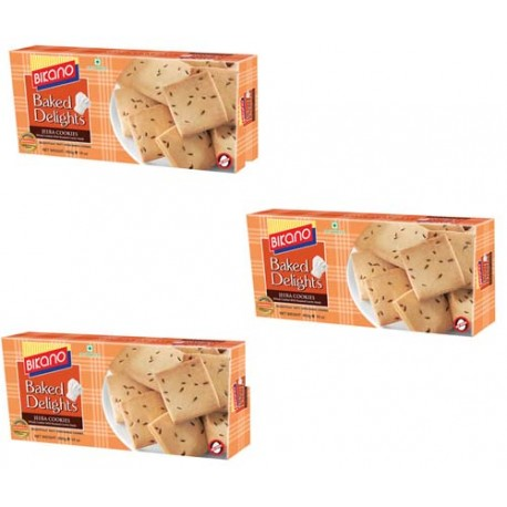 Bikano Jeera Butter Cookie