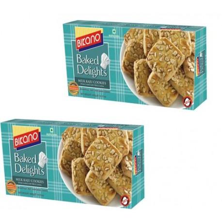 Bikano Milk Kaju Cashew Cookie