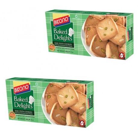 Bikano Kaju Pista Cashew Cookie