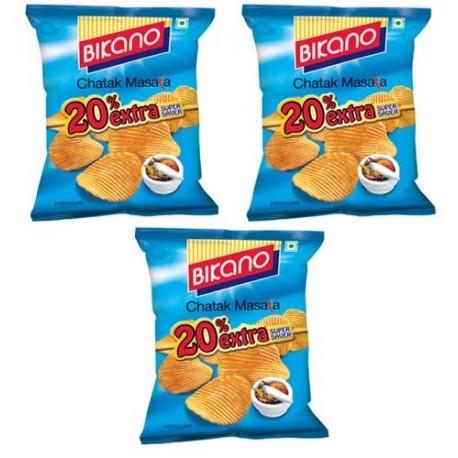 Bikano Chips Chatak Masala