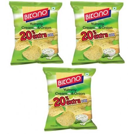 Bikano Chips-Cream onion