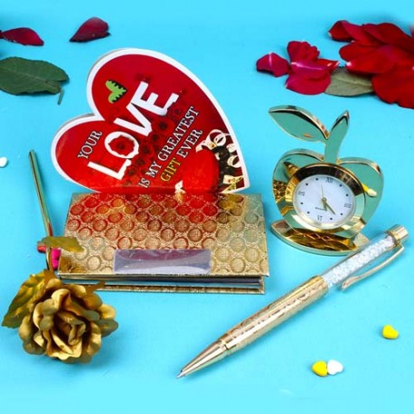 Golden Shine of Love Hamper