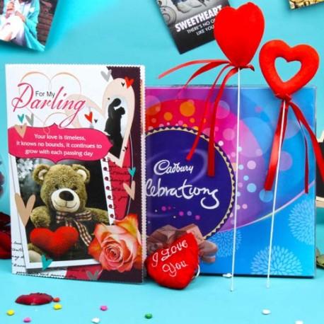 Valentine Love Celebration Combo