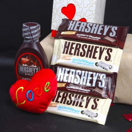 Hershey's Chocolate Love Hamper