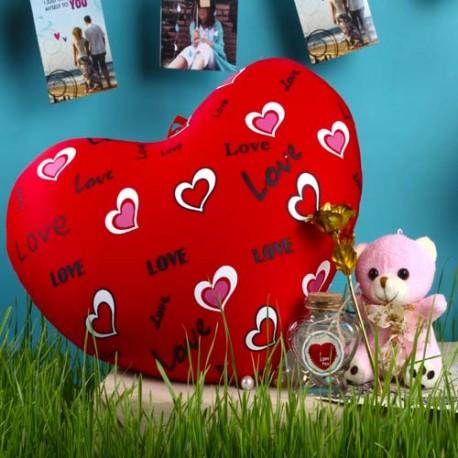 Precious Valentine Gift Combo