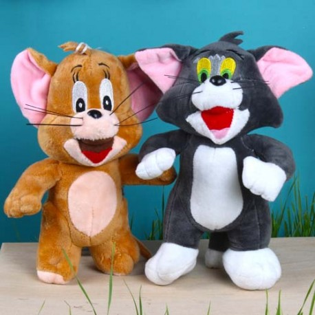 Tom and Jerry Soft Toy for Cute Lovers