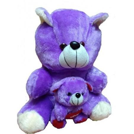Mothers Love Teddy Bear - Huggable, Ideal for smart kids - 30cm Height