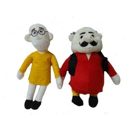 Motu Patlu Soft Toys - 35cm height - Best Gift for Smart Kids