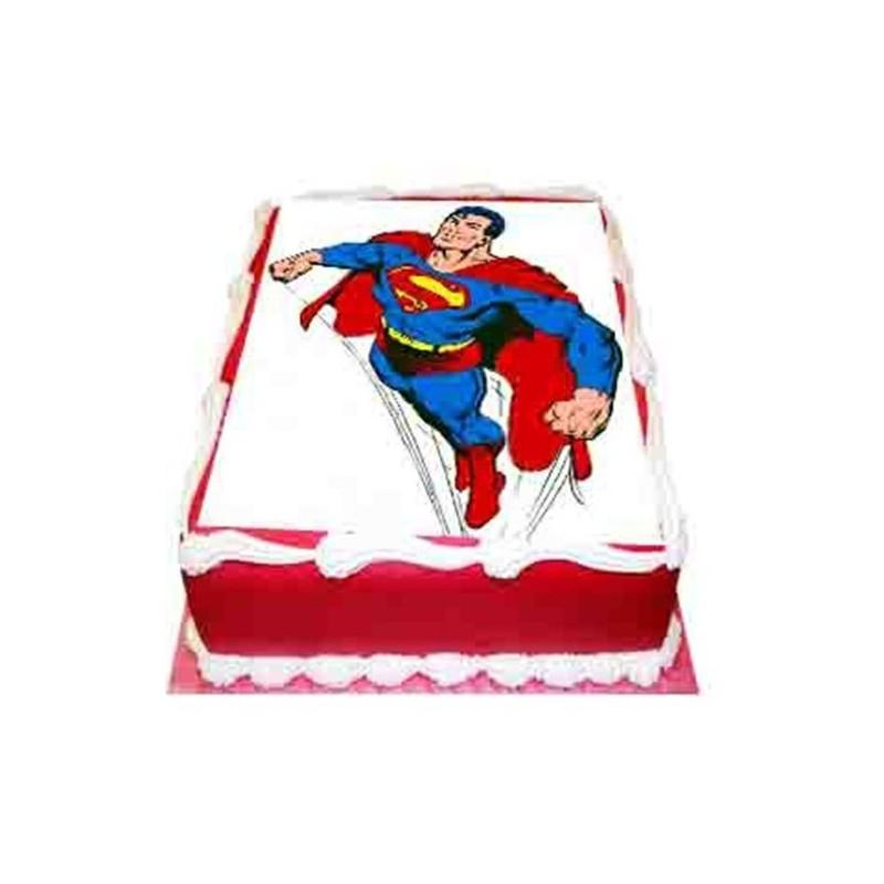 Super Man Cake - 2 kg