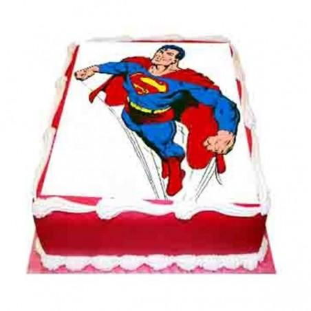 Super Man Cake - 2kg