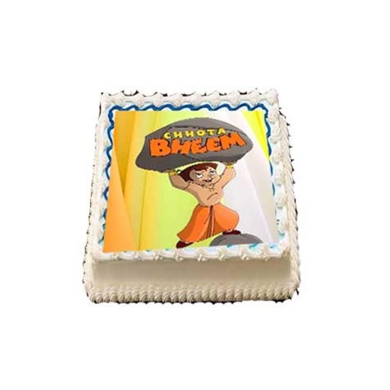 Chota Bheem cake - 2Kg