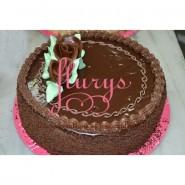 Chocolate Butter Cream Cake - 2 Bound (Oven Fresh)