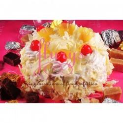 Pineapple Cake  - 2 Bound (Oven Fresh)