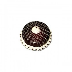 Chocolate Eggless Cake  - 2 Pound  (Doon Bakers)