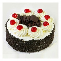 Chocolate Eggless Cake  - 2 Pound  (Globe Bakers)
