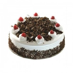 Black Forest Cake  - 2 Pound  (Globe Bakers)