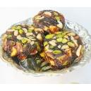 Dry dates burfi - (Sulaiman Mithaiwala)
