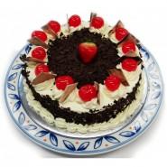 Premium Black Forest Cake - 1 Kg(Ambrosia)