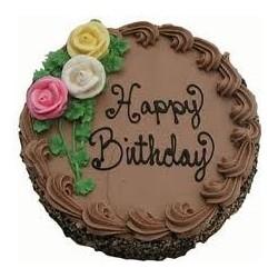 Chocolate Cake - 1kg (The Cake World)