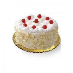 White  Forest Cake - 1kg (The Cake World)