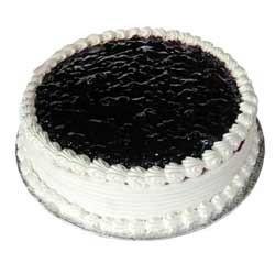 Blueberry Cake - 1kg (The Cake World)